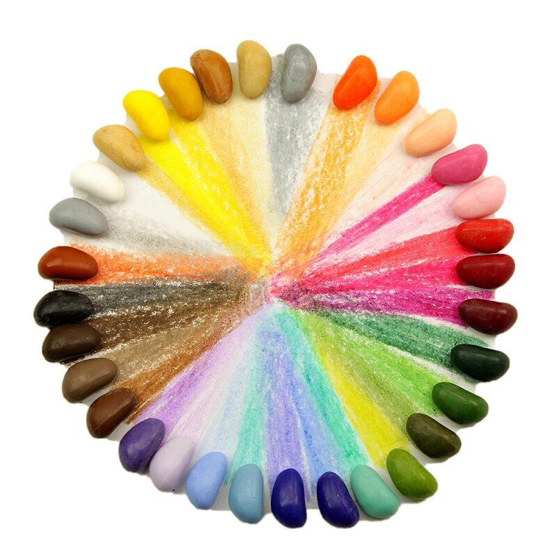 Crayon rocks sojavahakriidid 32 tk
