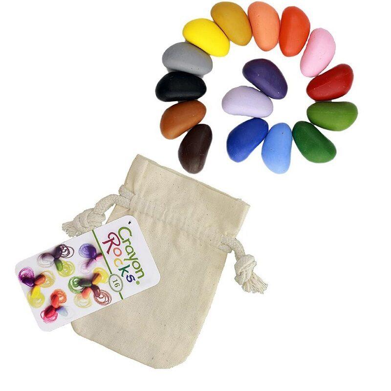 Crayon rocks sojavahakriidid lastele 16 tk
