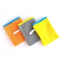 Montessori pesukinnas või pesulapp erinevates värvitoonides