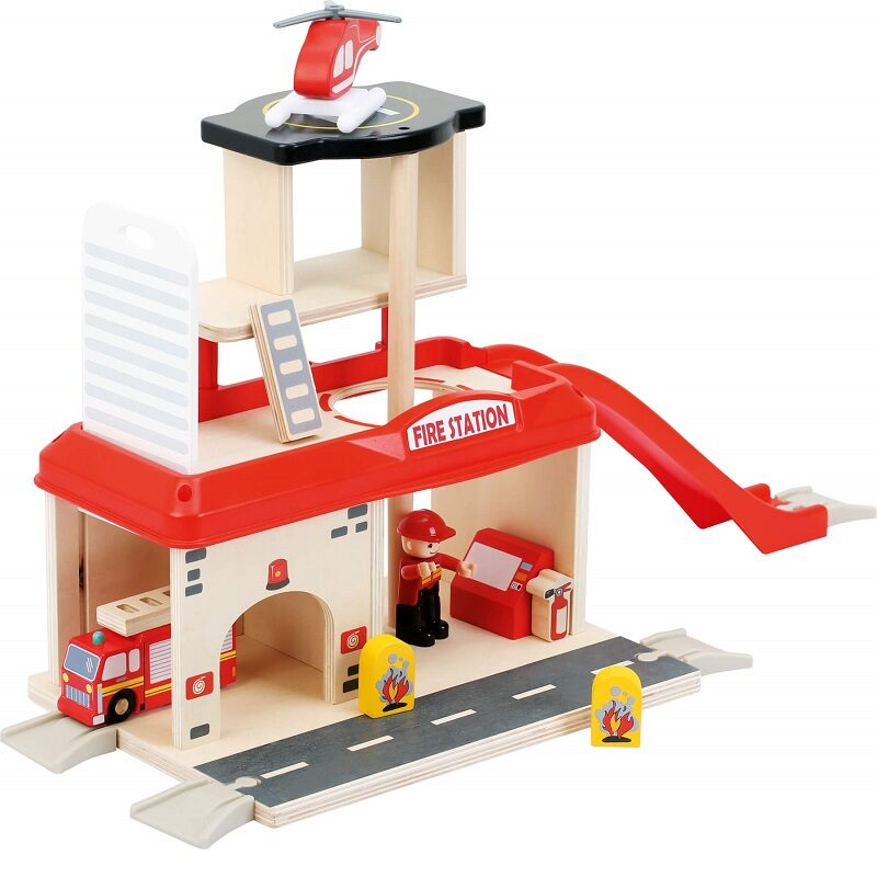 Tuletõrjedepoo puidust