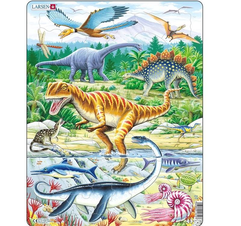 Dinosaurused – FH16 – maxi