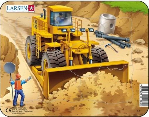 Kaevandusmasinad-teehöövelZ3-mini