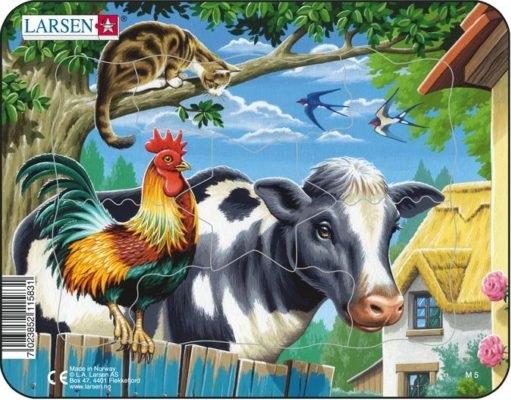 Lehm ja kukk – M5