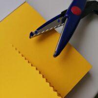 Värviline papp ja paber meisterdamiseks ning mustrikäärid