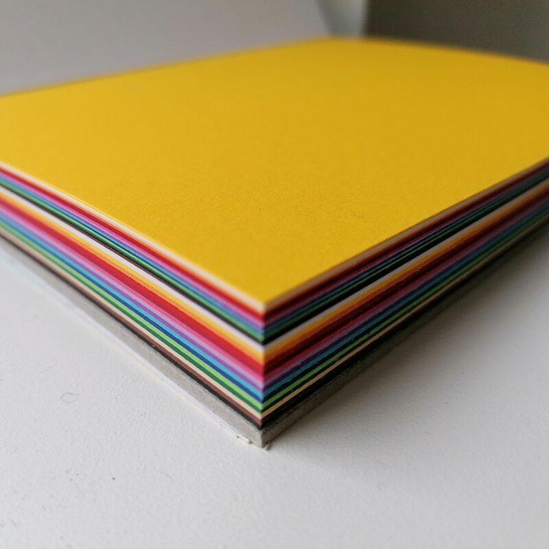 Värviline papp ja paber meisterdamiseks