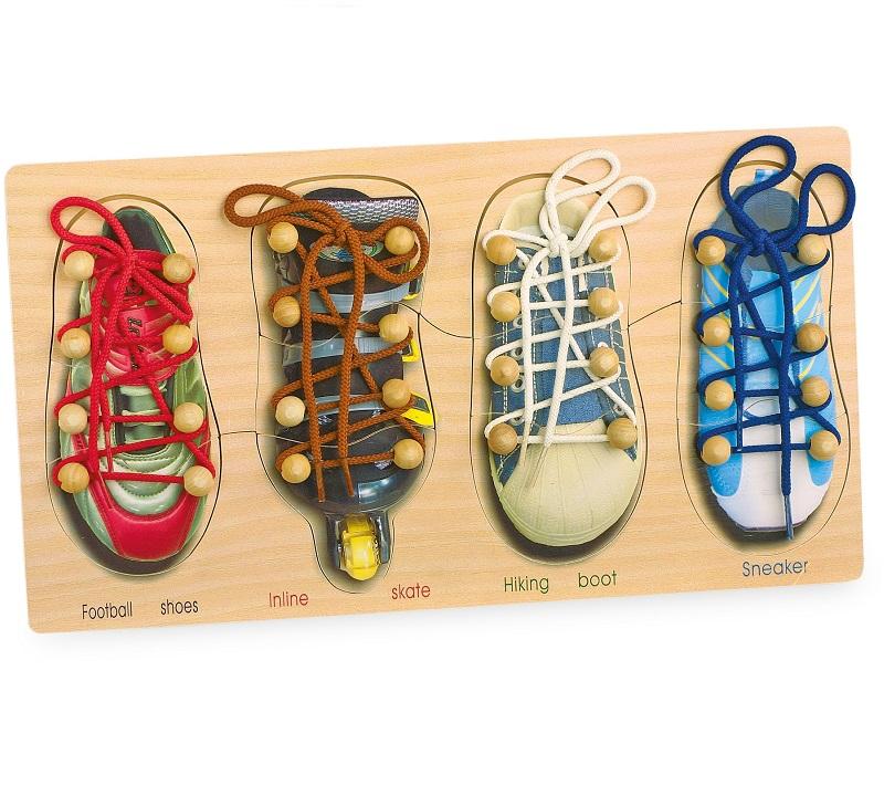 jalanõude sidumismäng