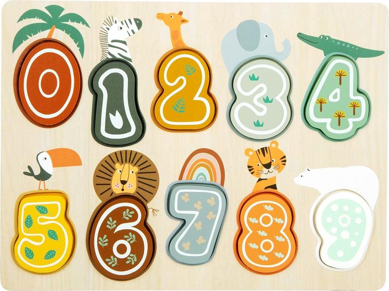 safari numbrid