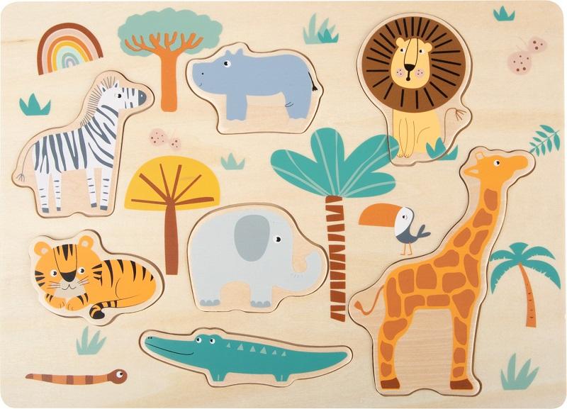 safari pusle