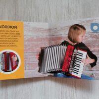 Muusikaga raamat lastele
