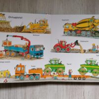 Masinatega raamat lastele