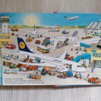 Lennukitega raamat lastele