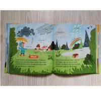 Väikese teadlase raamat lastele