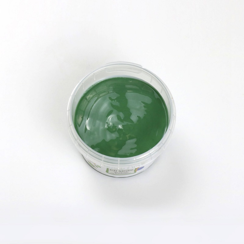 Roheline näpuvärv kunstitegevuseks