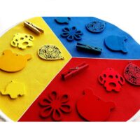 Värvide sorteerimismäng