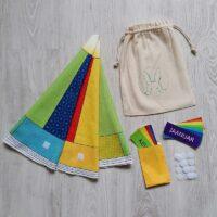 Montessori aastaringi õppevahend