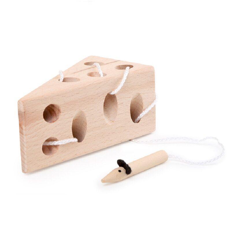 Nöörimismäng hiire ja juustuga