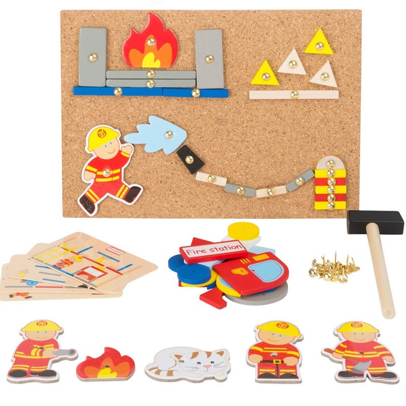 Tuletõrjega toksimismäng