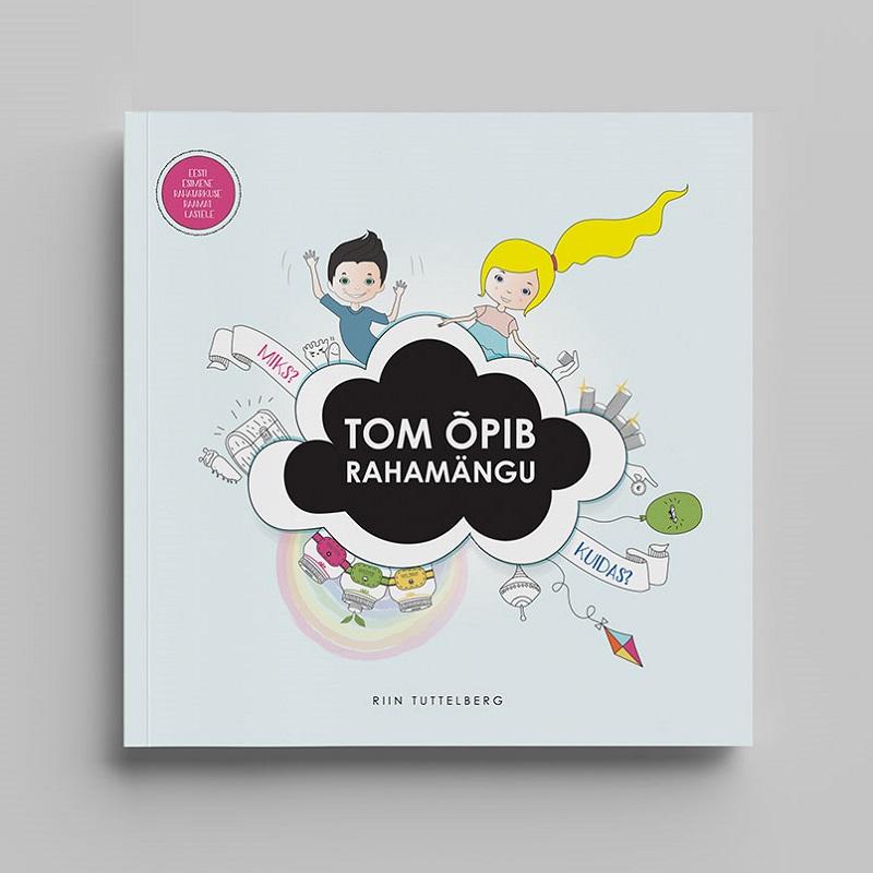 Tom õpib rahamängu raamat