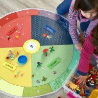 Montessori aastaring nimetustega